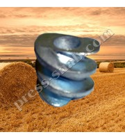 Змеевик секции (без валика) DEUTZ-FAHR